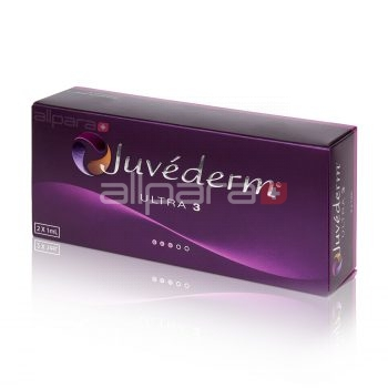 Juvederm Ultra 3 is a saline gel and it does not contain any animal products.