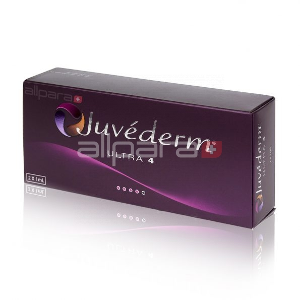 Juvederm(乔雅登)Ultra 4号玻尿酸