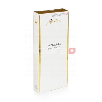 Princess Volume is based on the non-animal hyaluronic acid.
