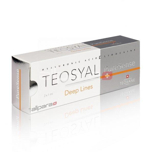 Teosyal(泰奥) Deep Lines玻尿酸