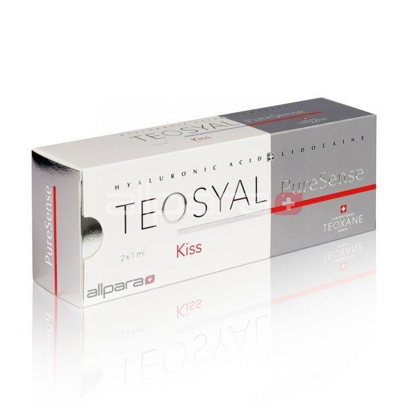 Teosyal(泰奥)唇部KISS玻尿酸