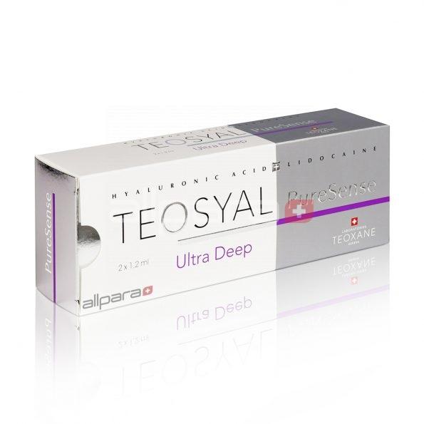 Teosyal(泰奥)Ultra Deep玻尿酸