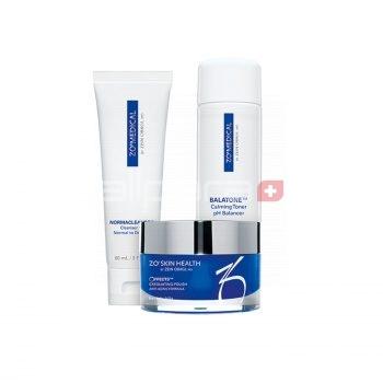 ZO Skin Health基础套装( 中性至干性肌肤)