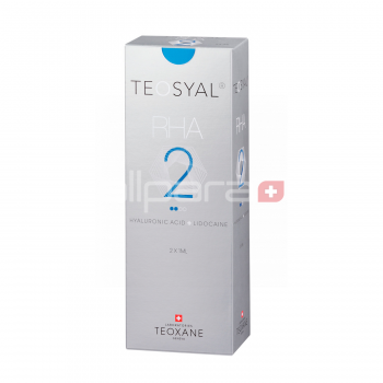 Teosyal(泰奥)RHA 2号玻尿酸